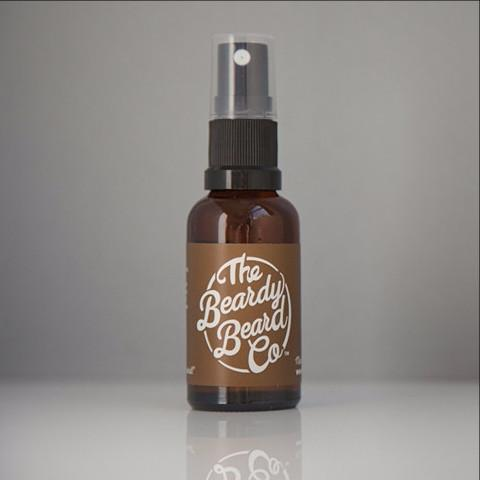 Review of The Beardy Beard Co Black Pepper, Grapefruit & Mandarin Beard Oil