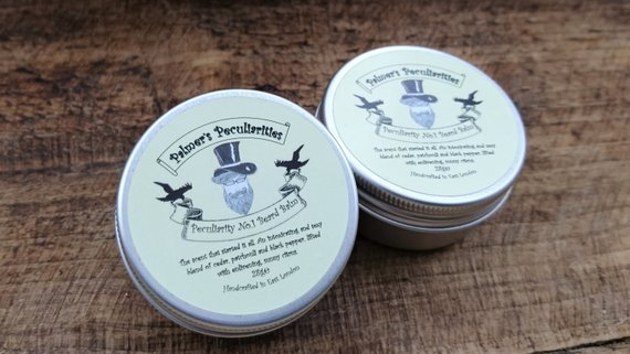 Review of Palmers Peculiarities Peculiarity No.1 Beard Balm