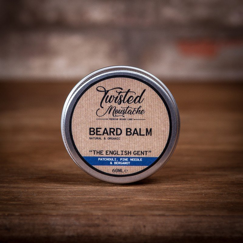Review of the Twisted Moustache The English Gent Beard Balm