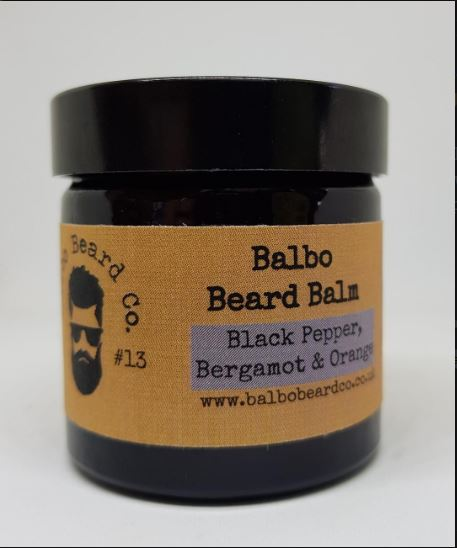 Review of the Balbo Beard Co #13 Beard Balm
