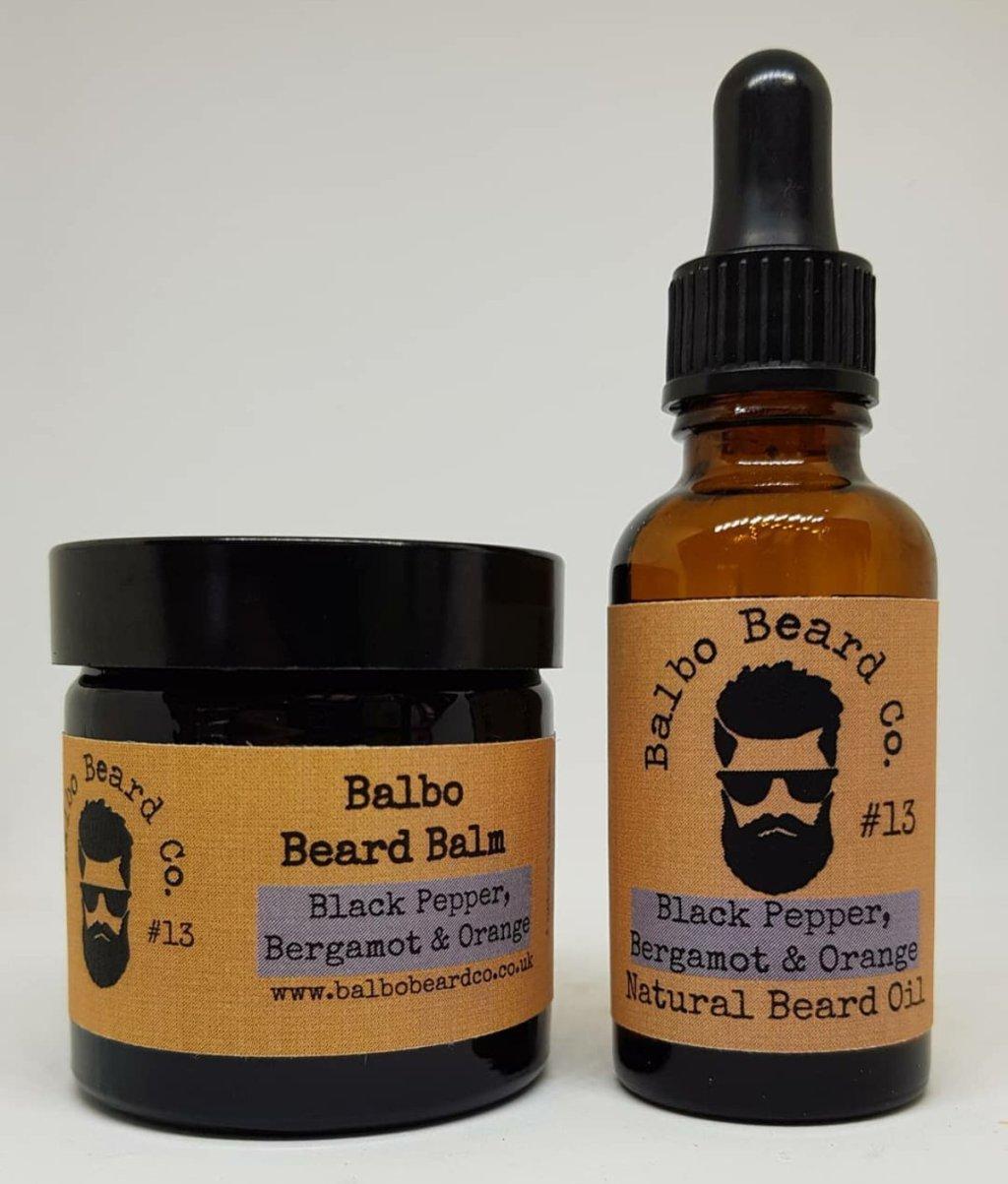 Review of the Balbo Beard Co #13 Beard Oil
