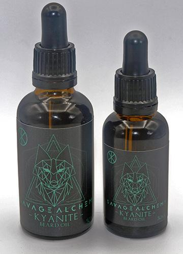 Savage Alchemy Kyanite Beard Oil