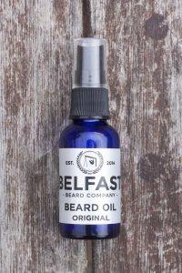 Belfast Beard Co Original Beard Oil