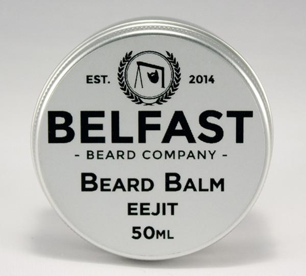 Review of the Belfast Beard Co Eejit Beard Balm
