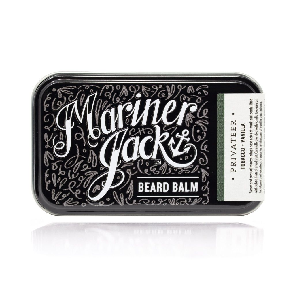 Mariner Jack Privateer Beard Balm