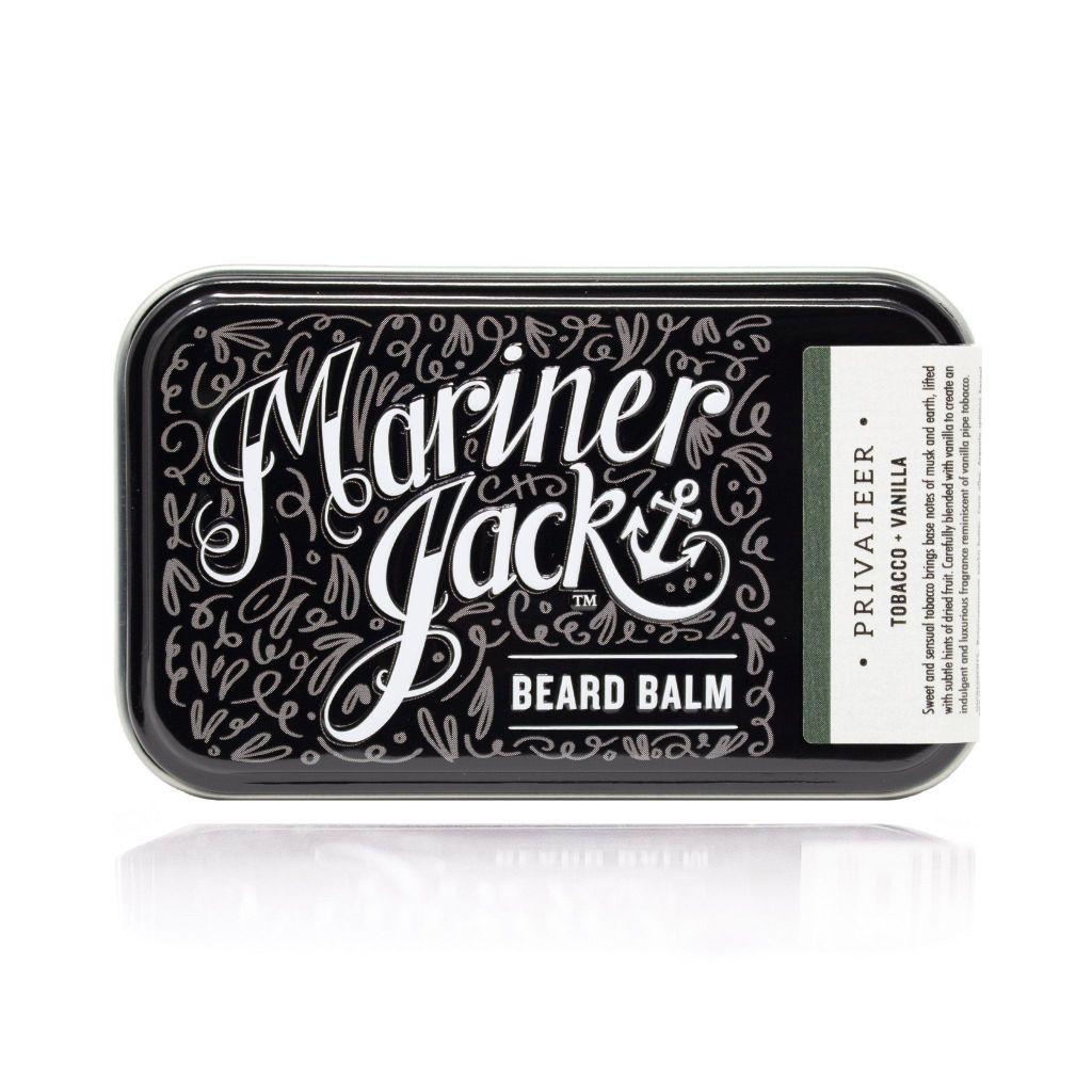 Mariner Jack Privateer Beard Balm