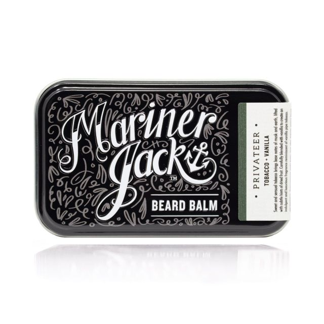 Review of the Mariner Jack Privateer Beard Balm
