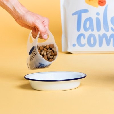 Tails dog food review