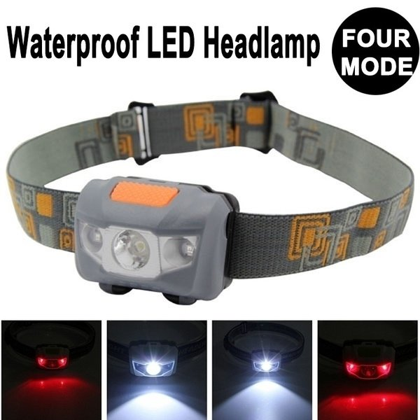 Review of the Zlau LED Headlamp from Wish