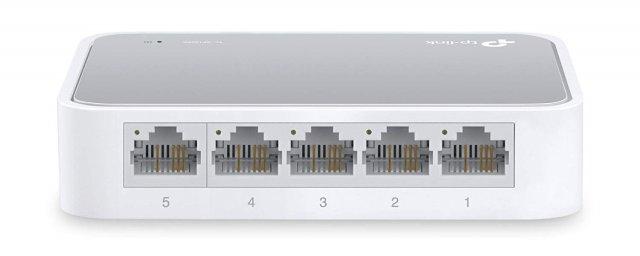 TP-Link TL-SF1005D 5-Port Ethernet Switch