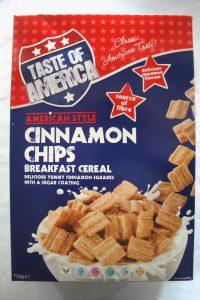 Aldi Cinnamon Chips