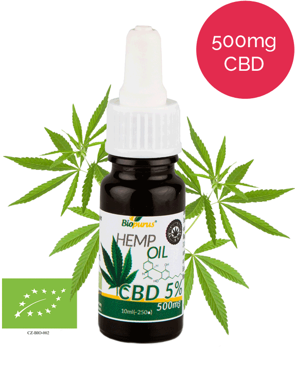 Review of the Biopurus UK 500mg 5% CBD Oil from For The Ageless