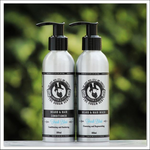 The Fresh Blast Shampoo & Conditioner from The Urban Gent
