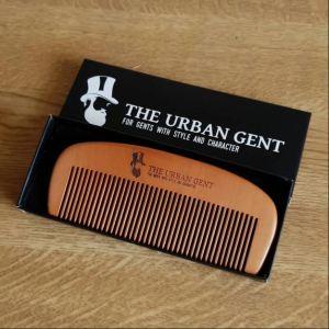 The Urban Gent Beard Comb