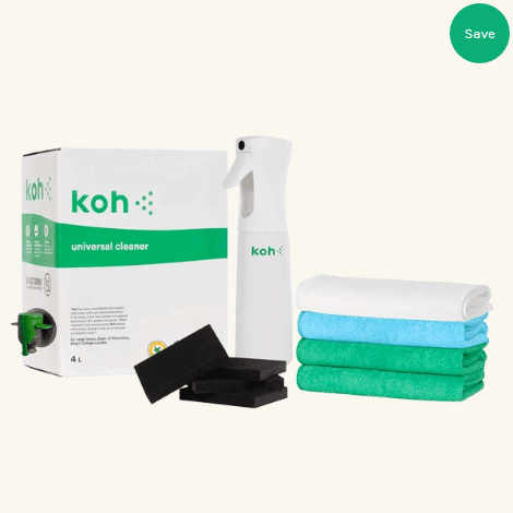 Koh Eco Cleaning Solution review