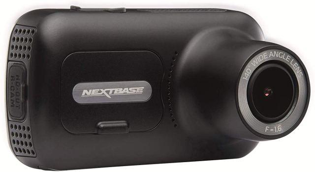 Review of the NextBase 322GW DashCam