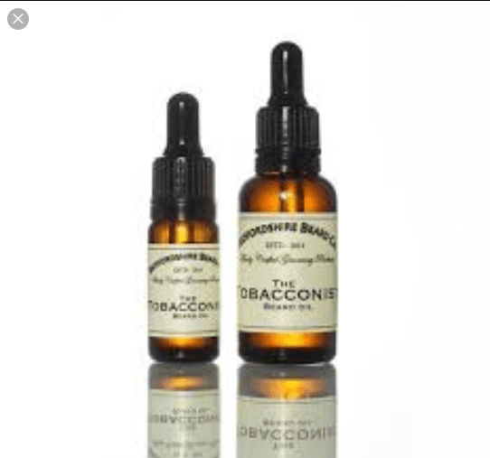 Bedfordshire Beard Co 'The Tobacconist' Beard Oil
