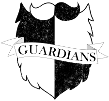 Guardians of the Beard logo