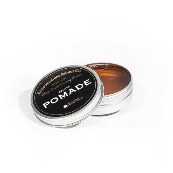 Review of The Bedfordshire Beard Co Deluxe Hair Pomade