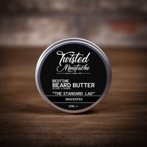 Twisted Moustache The Standard Lad Bedtime Beard Butter