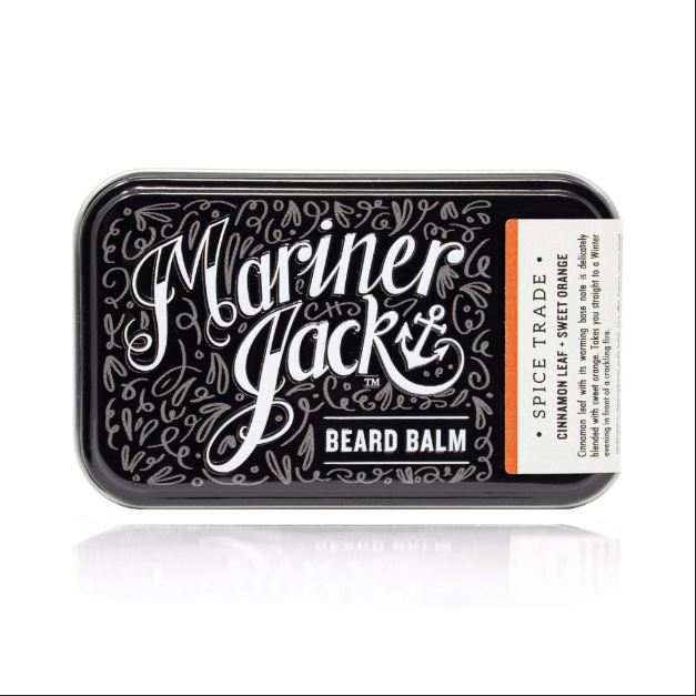 Review of the Mariner Jack Spice Trade Beard Balm
