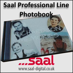 The Saal Professional Line Photobook review