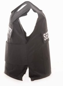 Guardian G1 Stab Resistant/Proof Vest side view