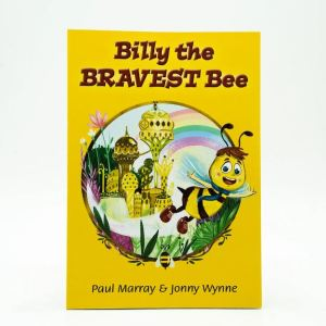 Billy the Bravest Bee book