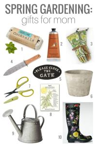Spring Gardening Gifts for Mom - Satori Design for Living