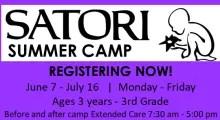 Satori Summer Camp