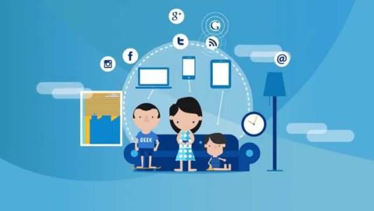 المراقبة الأبوية  الذكاء الاصطناعي