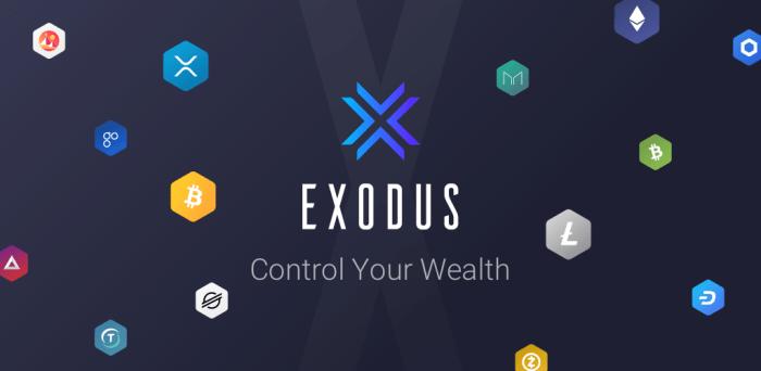 محفظة Exodus