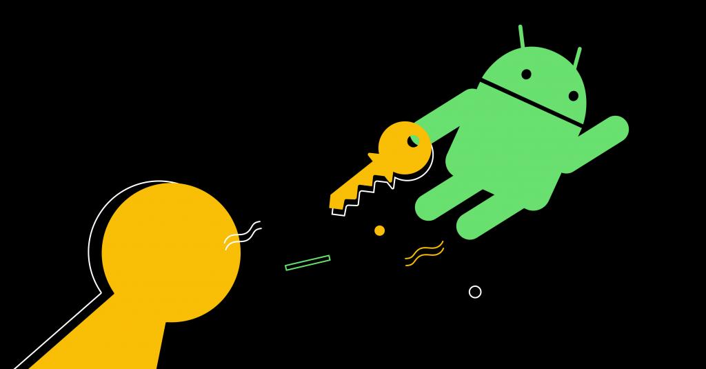 تشفير هاتف