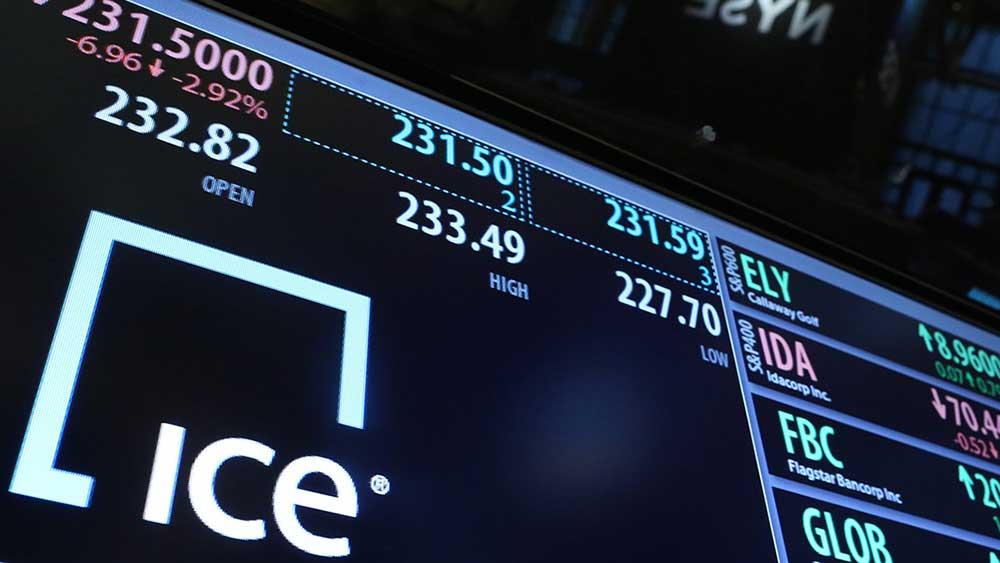 شركة Intercontinental Exchange تبيع حصة Coinbase مقابل 1.2 مليار دولار