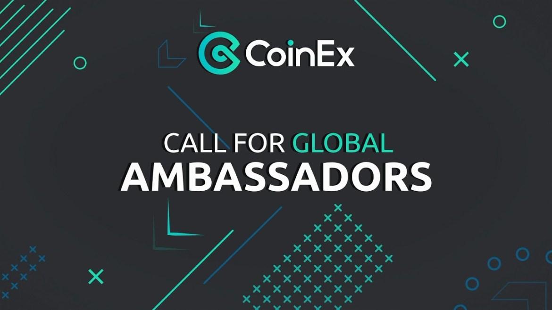 CoinEx Ambassador