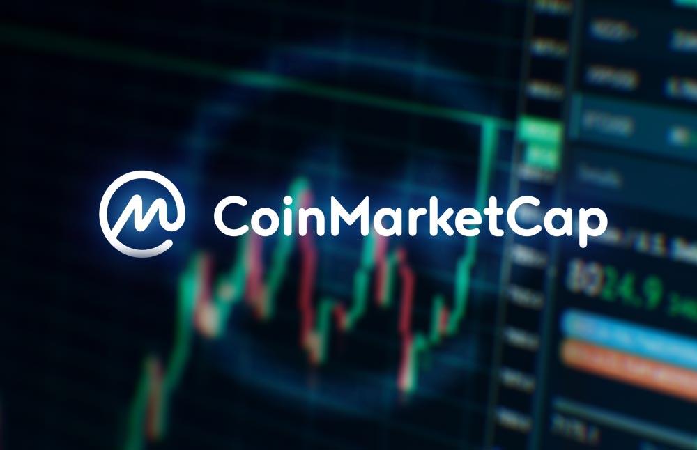 موقع CoinMarketCap