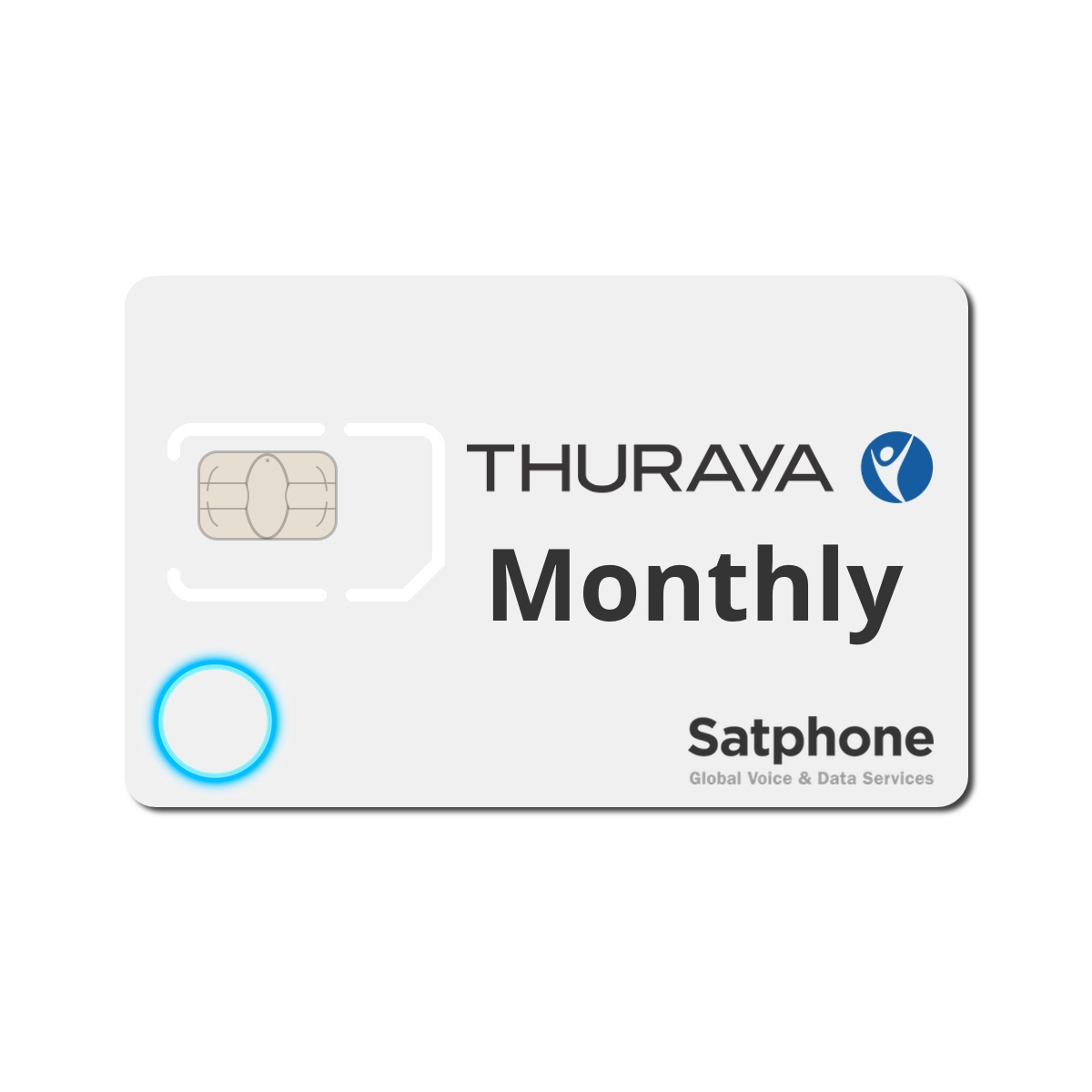 Thuraya Monthly Sim 30 Per Month