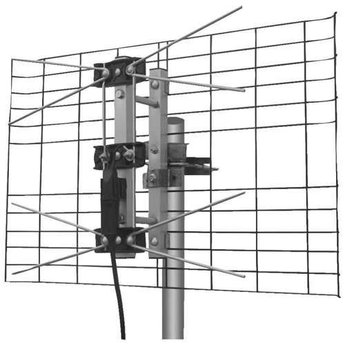 Off Air Antenna UHF Television for Digital and Analog