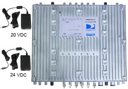swm32multiswitchpower?resize=500%2C346 directv whole home dvr (multi room viewing mrv) faq readingrat net directv swm 16 wiring diagram at gsmx.co