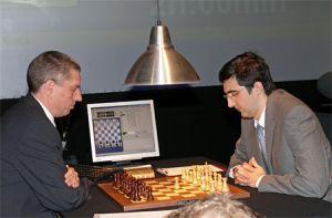 Kramnik - satranç bilgisayarı