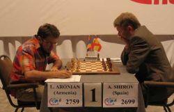 Aronian Shirov