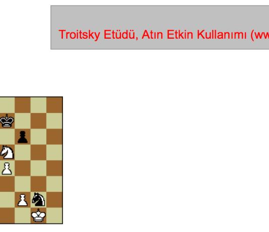 Troitzky Etüdü