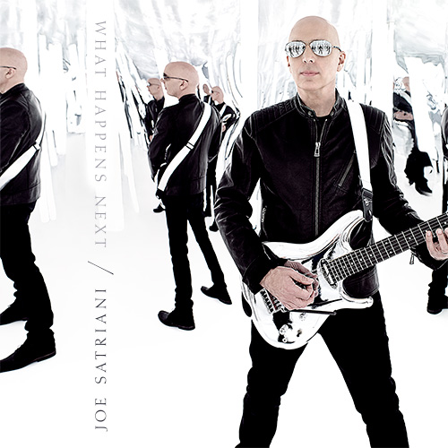 Joe Satriani – What Happens Next