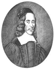 Portrait of George Herbert