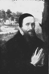 Portrait of Richard Hooker