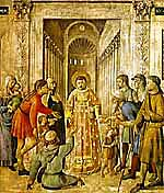 St. Laurence, by Fra Angelico