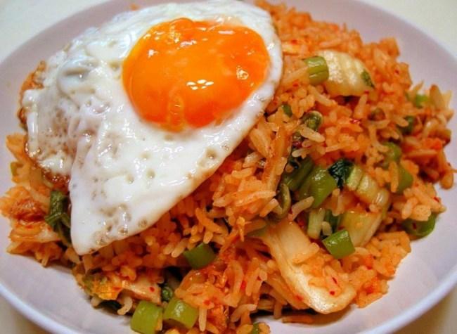 Masakan khas Indonesia yang mendunia, Nasi Goreng