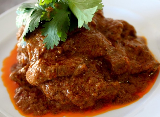 Rendang, Makanan khas Indonesia