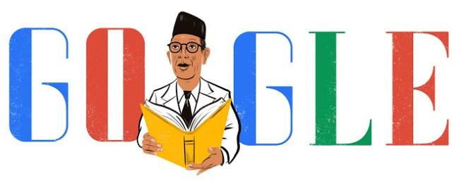 Google Doodle - Ki Hajar dewantara