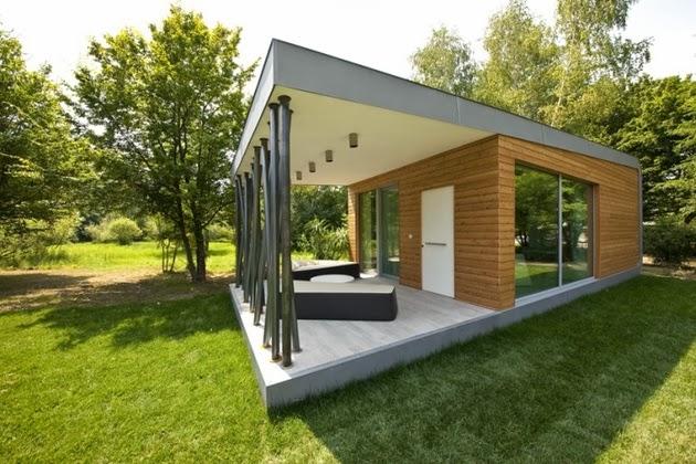 Desain Rumah Minimalis Dengan Halaman Luas 72 rumah sederhana dengan desain unik dan menarik